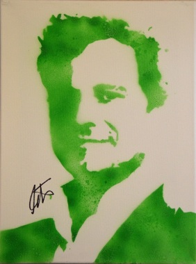 >>Colin Firth<< (30x40cm)
