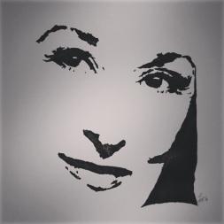 >>Blicke III<< (Sketch)