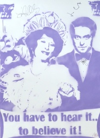 >> Florence Foster Jenkins Movie Poster << (70x100cm)