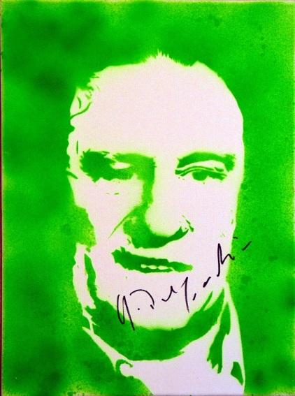 >>Gérard Depardieu<< (30x40cm)