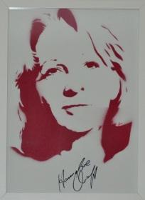 >>Hannelore Kraft<< (30x40cm)