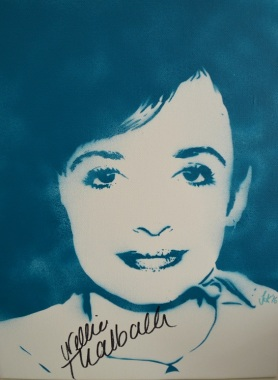 >> Nelli Thalbach << (30x40cm)