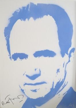 >> Ralph Fiennes << (30x40cm)