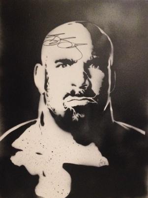 >>Goldberg<< (30x40cm)